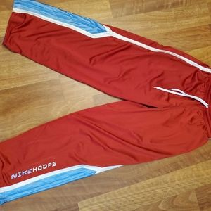 Nike Hoops Basketball Pants Boys 14